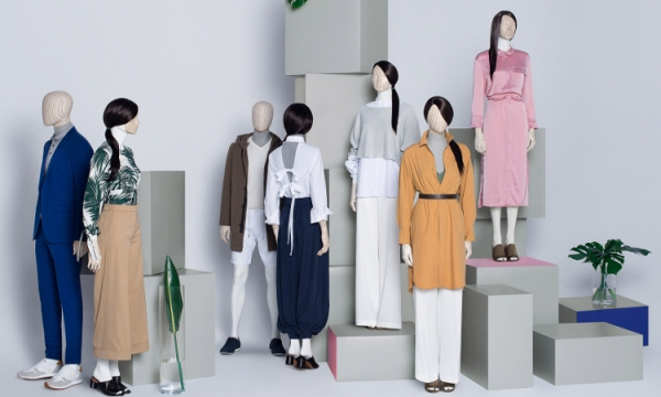Mannequins - a great way to emphasise the image of the store