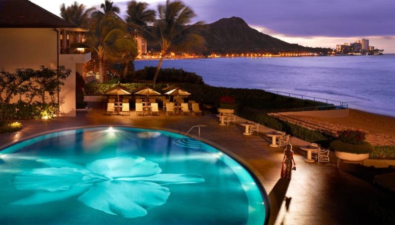 Halekulani 5* - Oahu
