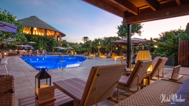 Hotel Wailea, Relais & Châteaux 5* - Maui