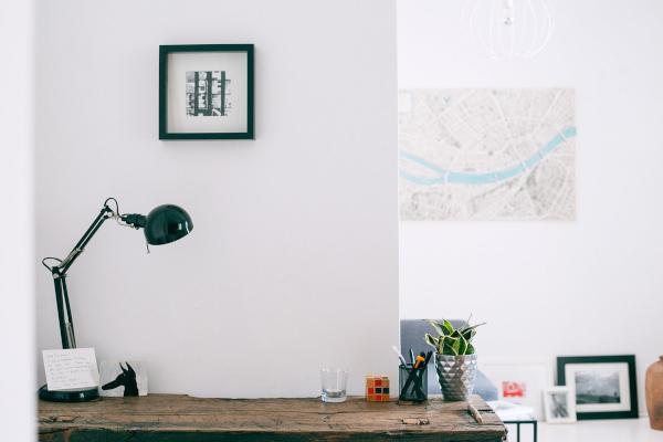 domowa ekspozycja zdjęć