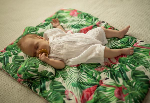 Pościel dla niemowlaka z wypełnieniem