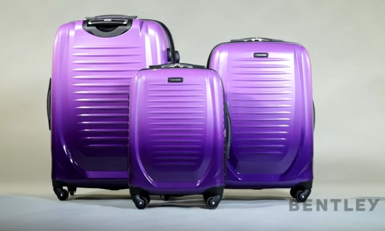 Is travelling a challenge? Not with these suitcases