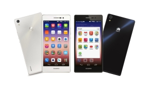 A Step Ahead with Huawei Ascend P7