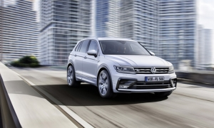 Volkswagen Tiguan Test Drive Review