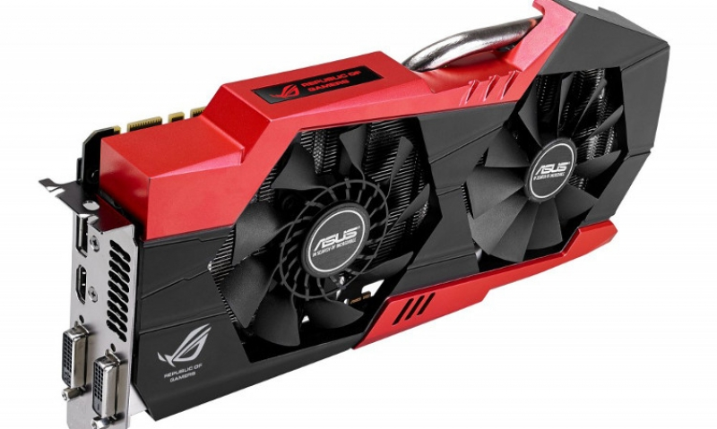 ASUS Republic of Gamers annonce l'arrivée de la carte graphique gaming Striker GTX 760 Platinum