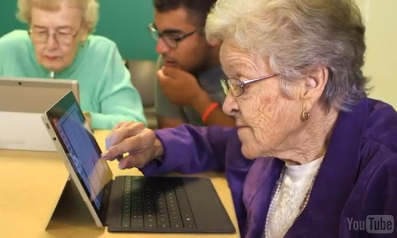 Best Buy Canada teams up with Cyber-Seniors to bring technology to residents at the Kiwanis Care Centre