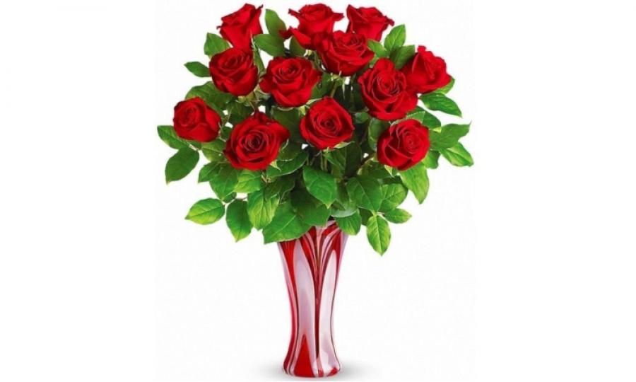 Kwiaty Na Walentynki Jakie Wybrac