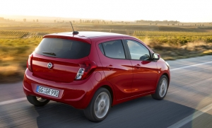 World Premiere New Opel Karl