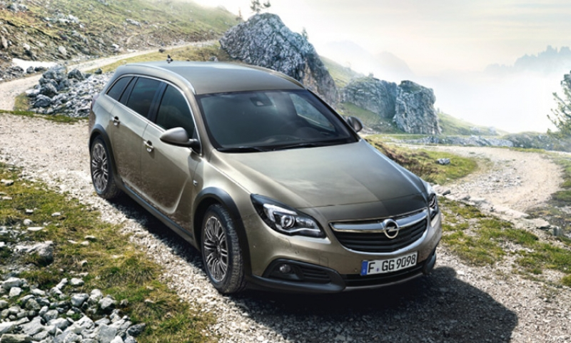 Opel Insygnia Country Tourer