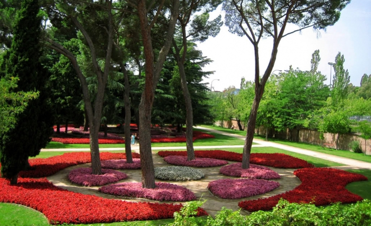 Parques Con Encanto De Madrid