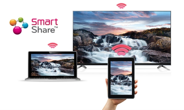 Smart TVs from LG