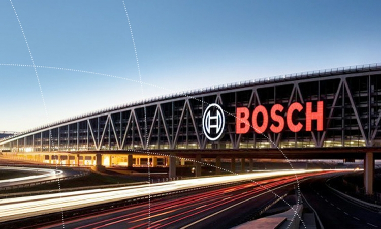 Bosch sales grow strongly