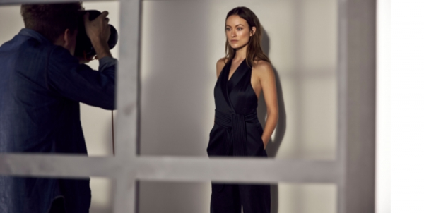 Olivia Wilde is the face Conscious Exclusive campaign