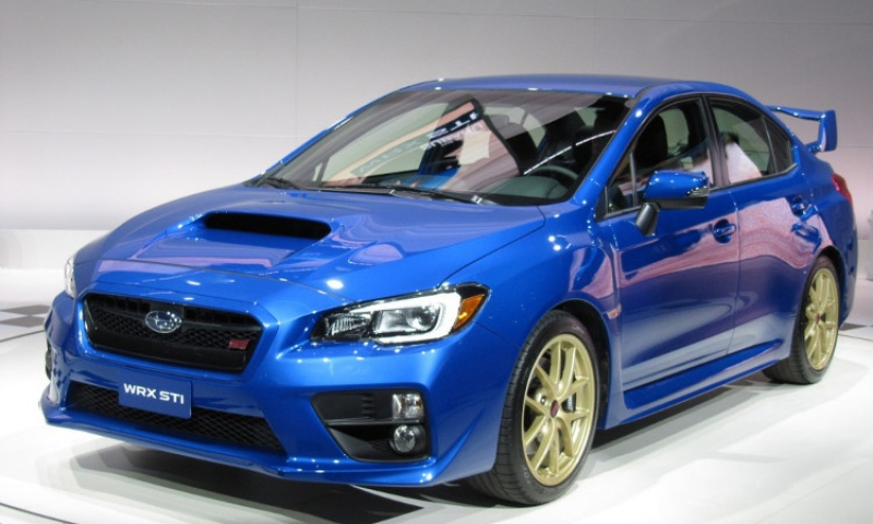 Meet the new 2015 Subaru WRX. New amazing engine and gearbox